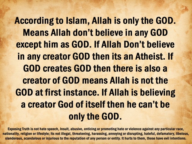 AllahAtheist