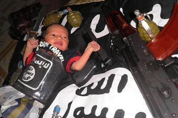 ISIS-Baby
