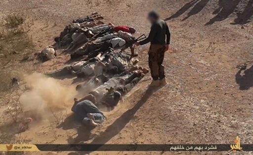 ISIS-executes-sunni-tribesmen-in-Dier-Ezzor-who-rebelled-against-them.